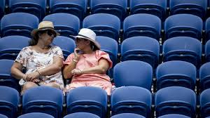 The 2021 australian open will be played without any spectators in the stands for the next five days. Iaqlq0slfdx8em