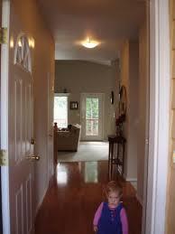 Footsteps Walking Through the Front Door
