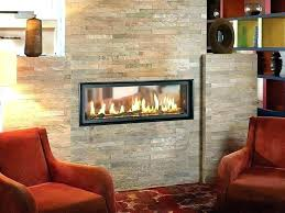 electric linear fireplace designs recessed 42