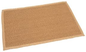 coconut rubber backed rug