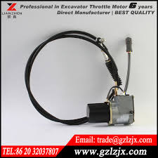 online buy whole hyundai excavator parts from hyundai excavator parts 21en 32200 for r220 7 hyundai accel actuator throttle motor