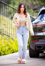 Megan Fox Wore The Jacquemus Cardigan ...