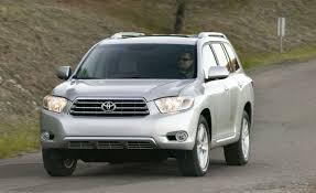 2009 Toyota Highlander | Review | Reviews | Car and Driver