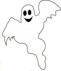 Kleurplaat Spook Heksen Halloween Halloween Tekeningen