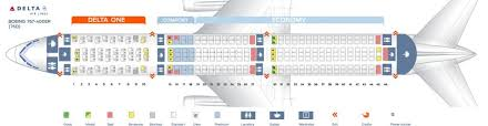 Delta Air Lines Fleet Boeing 767 400er Details And Pictures