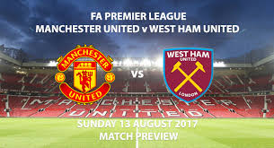 56,996 (vs manchester united, 2 january 2017). Manchester United Vs West Ham United Match Preview Betalyst Com