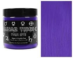 orchid purple color. Unique Purple Lunar Tides Hair Dye  Orchid Purple Bright Violet SemiPermanent Vegan  Color  Throughout S