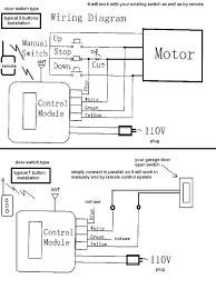 genie garage door opener wiring diagram in sensor 3 natebird me and intellicode