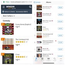 Comedy Album Charts Hire Daniel Humbarger Stand Up Comedian In Sacramento