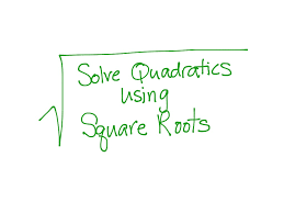 most viewed thumbnail solve quadratics using square roots by crator avatar