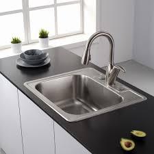 Kitchen Sink Splendid Top Mount Front To Back Kitchen Sinks