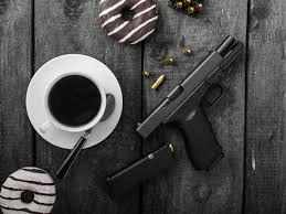 Spartan brews coffee company is determined to provide coffee drinkers an uncompromising roast that is extremely pleasing, and provides a smooth taste in every spartan coffee cup poured. A Coffee Shop For Gun Enthusiasts Will Open In The Woodlands Eater Houston