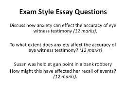 psychexchange co uk shared resource 17 exam style essay questionsdiscuss