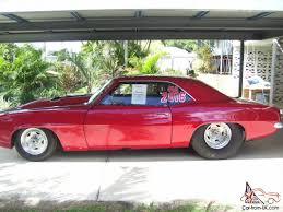 1969 Chev Camaro Drag CAR Chevrolet Performance Holden