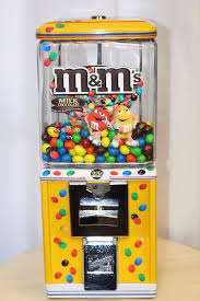 MM Vending Machine Beauteous Vintage 48s NORTHWESTERN MM 's Themed Gumball Candy Machine 48