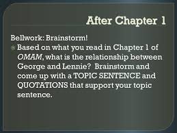 of mice and men chapter questions ppt video online  3 after