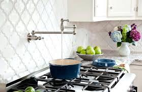 arabesque tile kitchen backsplash arabesque tile arabesque