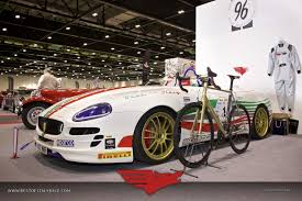 The London Classic Car Show 2017 – Best of Italy Festival