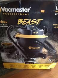 vacmaster pro beast series wet dry vac in winder ga
