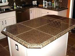 how to install granite tile countertop kitchen tile resurfacing kitchen tile beautiful refinishing can you install granite tile over formica countertops