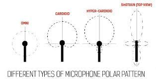 Microphone Polar Patterns Best Understanding The Different Microphone Polar Patterns
