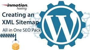 creating an xml sitemap in wordpress with all in one seo pack inmotion hosting support center