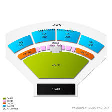 Pavilion Toyota Music Factory Seating Chart Excision In Dallas Tickets Buy At Ticketcity