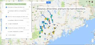 Driving Trip Planner The Ultimate Guide To Using Google My Maps To Plan A Trip Tutorial