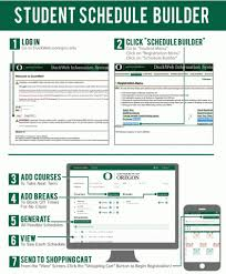block schedule maker student schedule builder office of the registrar
