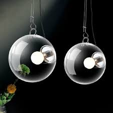 italian lighting fixtures. Modern Italian Style Soap Bubble Design LED Pendant Lighst Lamps Ac-90-260v Glass Lighting Fixtures