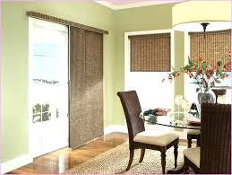 sliding glass door coverings curtain ideas best window treatment for patio doors blind repair