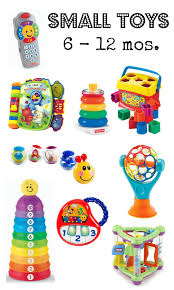 Baby Favorites || Small Toys (6 - 12 months) | Pinterest