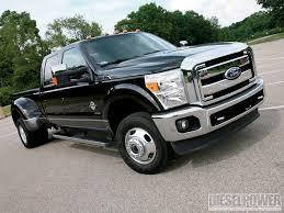 F350 Diesel For 2011 Ford Vs Ram Vs Gm Diesel Truck Shootout Diesel Power Magazine