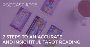btp8 7 steps to an accurate and insightful tarot reading