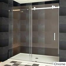 appealing installing glass shower doors frameless sliding shower door ultra b semi sliding shower doors sliding