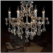 classic crystal chandeliers deckenleuchten fixture hotel maria theresa crystal pendelleuchte light for lobby foyer md8477 bronze chandelier wooden