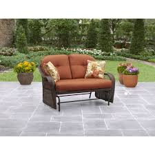 Small Picture Better Homes and Gardens Azalea Ridge Glider Seats 2 Walmartcom