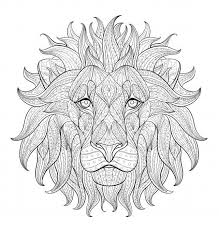 Free Adult Coloring Pages Pdf The Color Panda