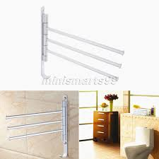 countertop paper towel holder. Countertop Towel Holder Brushed Nickel Splendid 3 Swivel Bar Bathroom Aluminium Wall Rack Paper