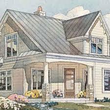 living cottage plans coastal house