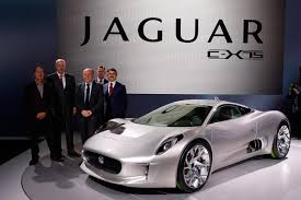 is jaguar a german car