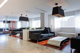 Modern Architecture Interior Office Commercial Interiors Modern