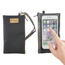 tainada smartphone wallet purse pouch