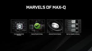 NVIDIA GeForce GTX Max-Q Design Philosophy Laptops: The Marvels of Max-Q