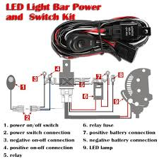 led bar wiring diagram how to wire led light bar without relay Whelen Code 3 Strobe Light Wiring Diagram wiring motor lights car wiring diagram download moodswings co led bar wiring diagram wiring diagram for Whelen 9M Wiring
