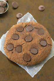 healthy chocolate brownie cookies packed with protein and 100 grain free they taste like