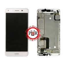 huawei y6 ii compact. display touch bianco + frame huawei y6 ii compact ii i