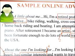 Sample introduction letter for online dating - Revolution