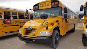 New Blue Bird Vision At Tillery Bus Sales West Moriarty