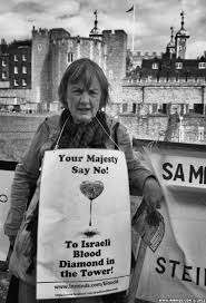 boycott news your majesty say no to i blood  to i blood diamonds in the tower